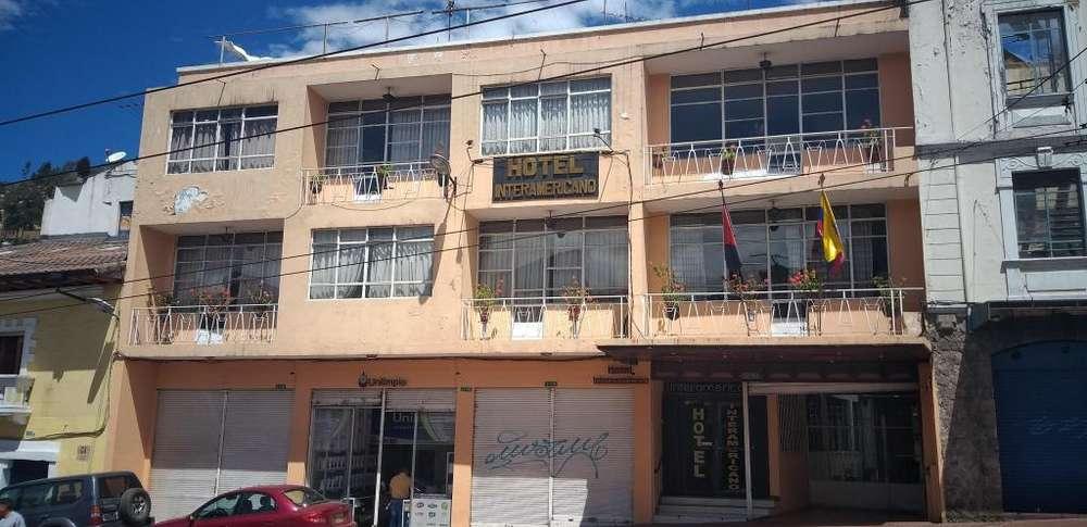 PROPIEDAD EN VENTA CENTRO HISTÓRICO HOTEL INTERAMERICANO