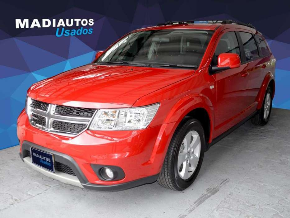 <strong>dodge</strong> Journey 2018 - 5952 km