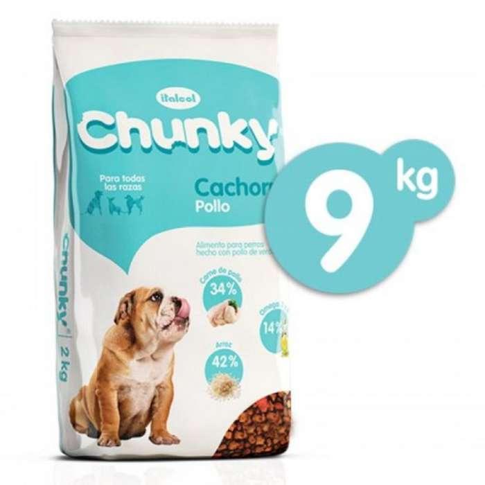 Chunky <strong>cachorro</strong> * 9 Kilos