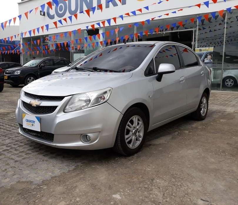 Chevrolet Sail 2013 - 83000 km