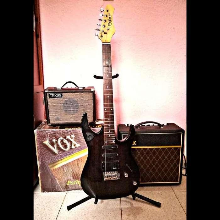Ganga Vendo Guitarra Palmer