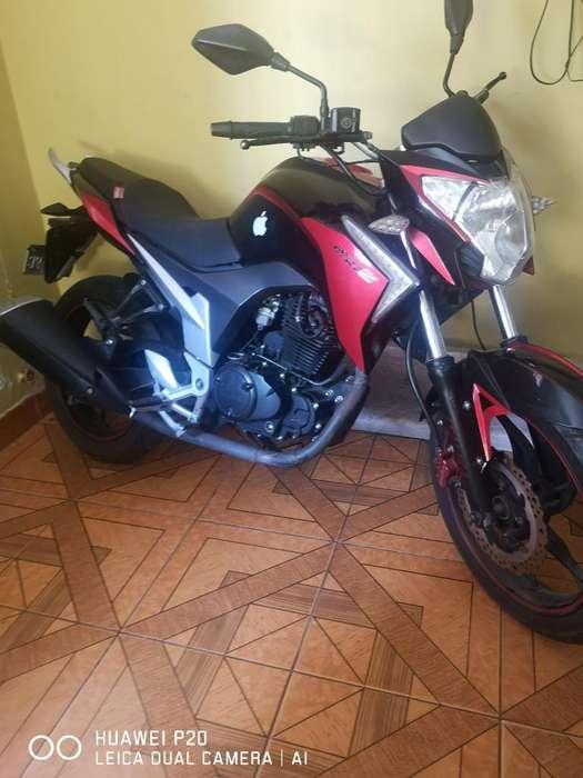 Se Vende Moto Italika250z