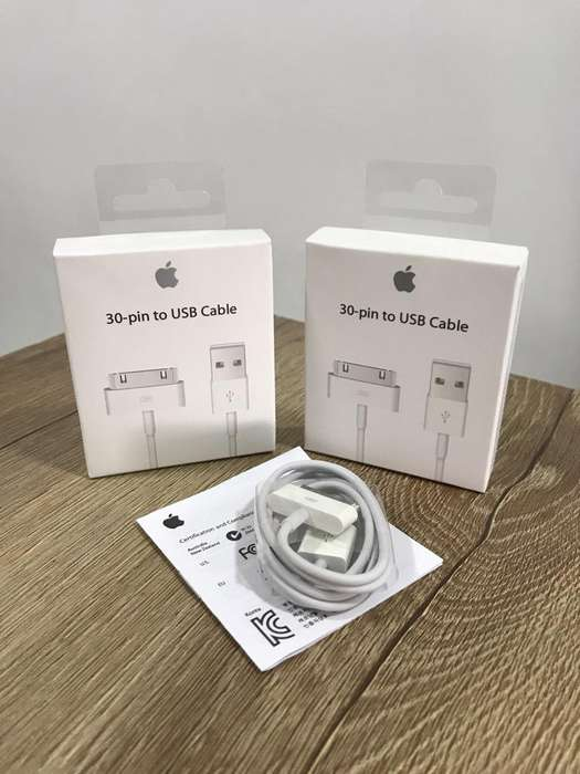 Cable Cargador Usb iPad/iPhone