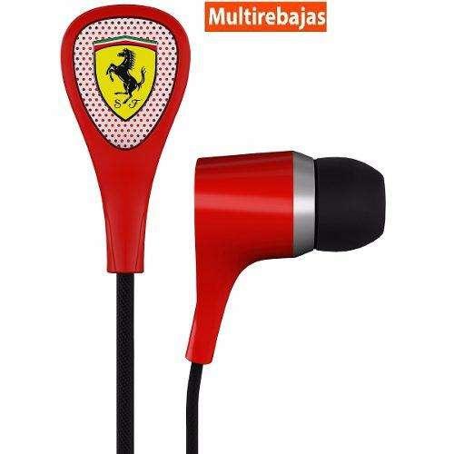 Audifonos De Marca Puma Ferrari, Perfecto Sonido