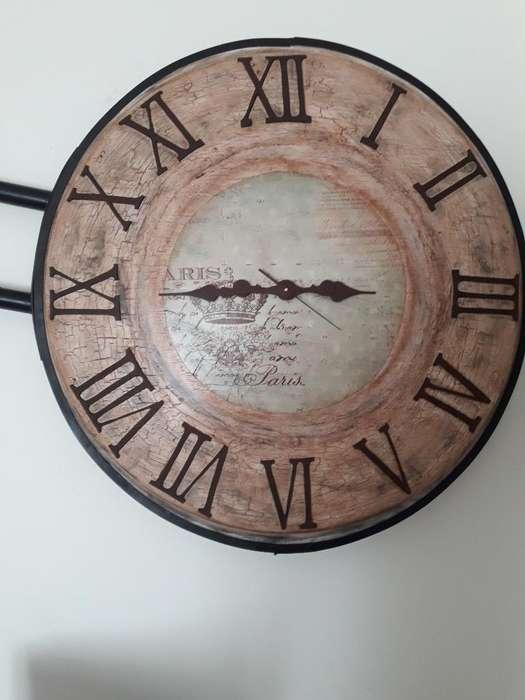 Reloj <strong>cartel</strong> O Pared Vintage Funcionando
