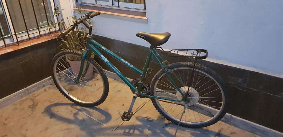 Vendo Bicicleta de mujer rodado 26 con cambio