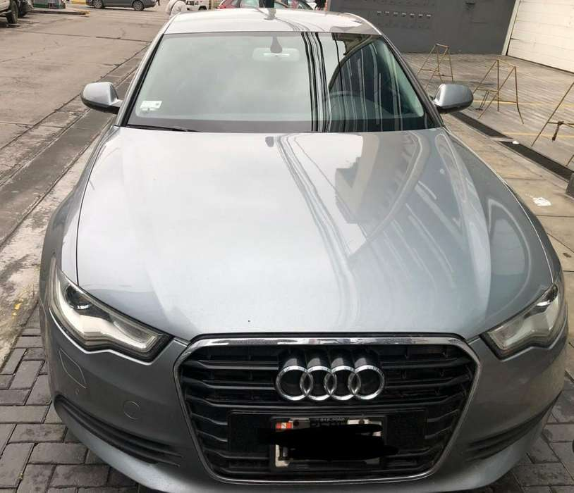 <strong>audi</strong> A6 2013 - 105 km