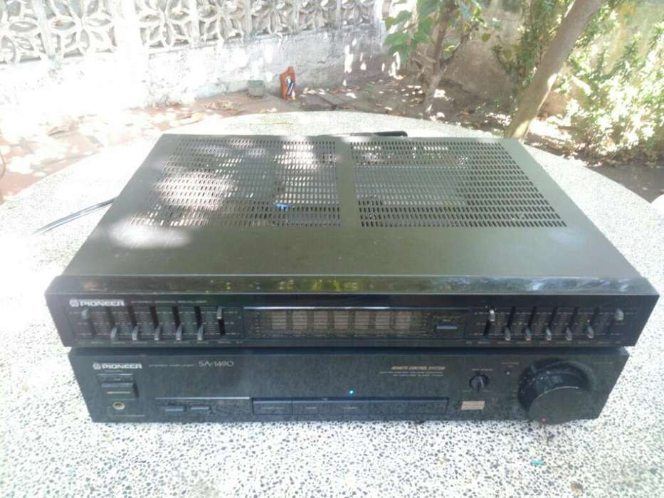 Equipo Pioneer Sa1490
