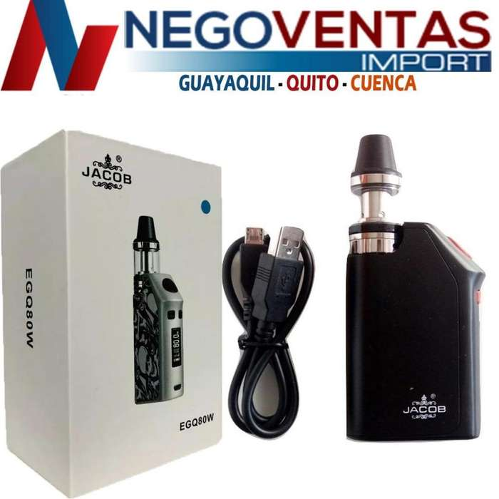 VAPEADOR JACOB 80 WATTS DE OFERTA