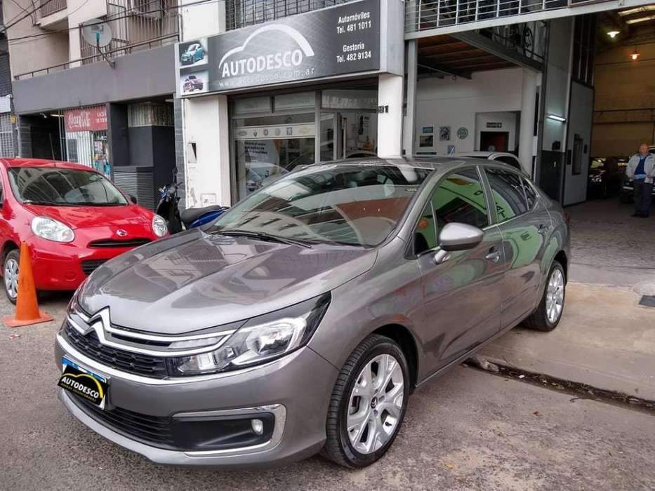 Citroen C4 Lounge 2018 - 33000 km