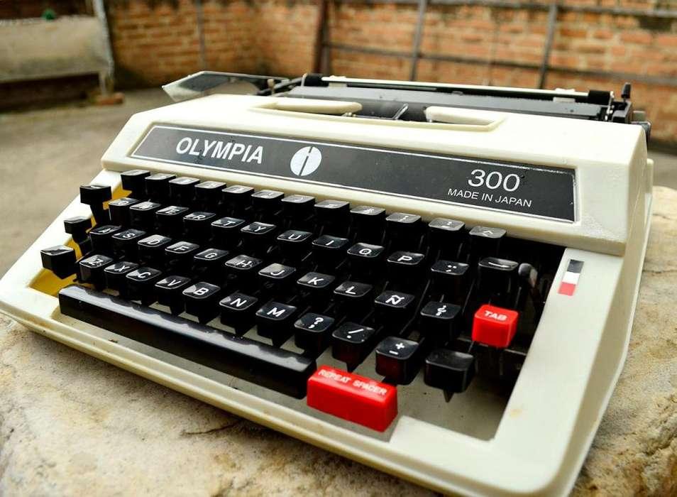 Vendo 2 maquinas de escribir en perfecto estado