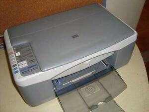 Impresora de inyección de tinta todo en uno HP PSC 1410