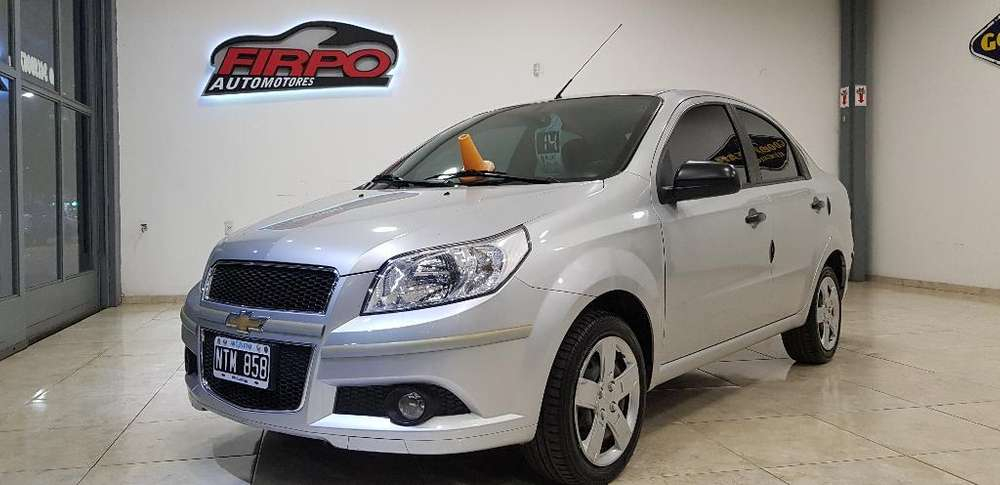 <strong>chevrolet</strong> Aveo 2014 - 70000 km