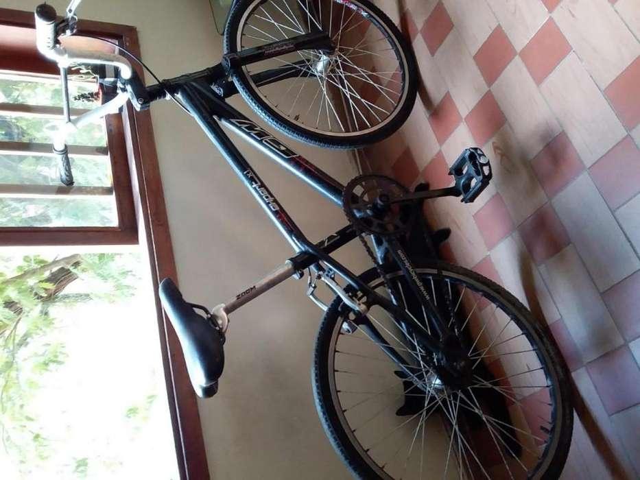 Vendo Bicicross Aluminio