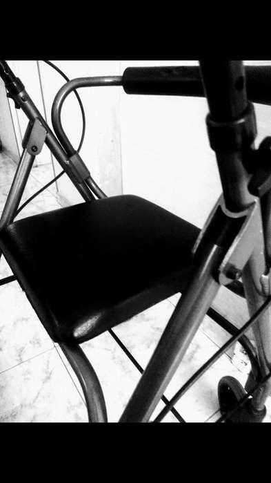 Caminador Ortopedico con <strong>silla</strong> Full