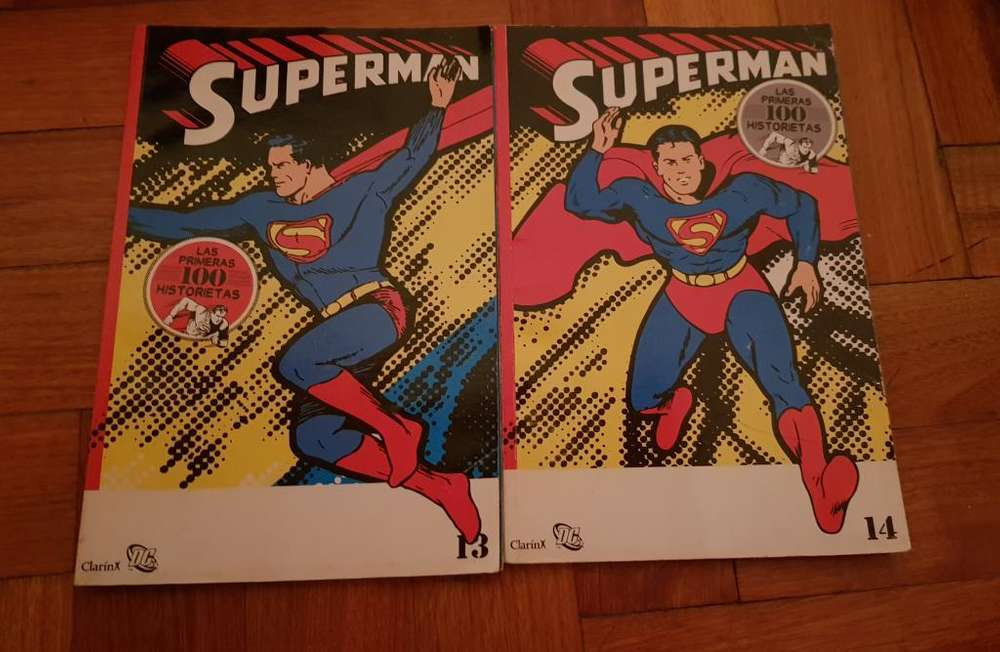 Comics Superman Completa.
