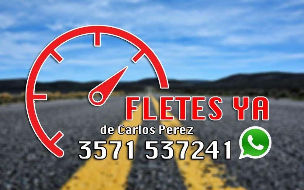Fletes Y Mudanzas !!
