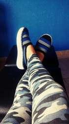 Calzado tejido