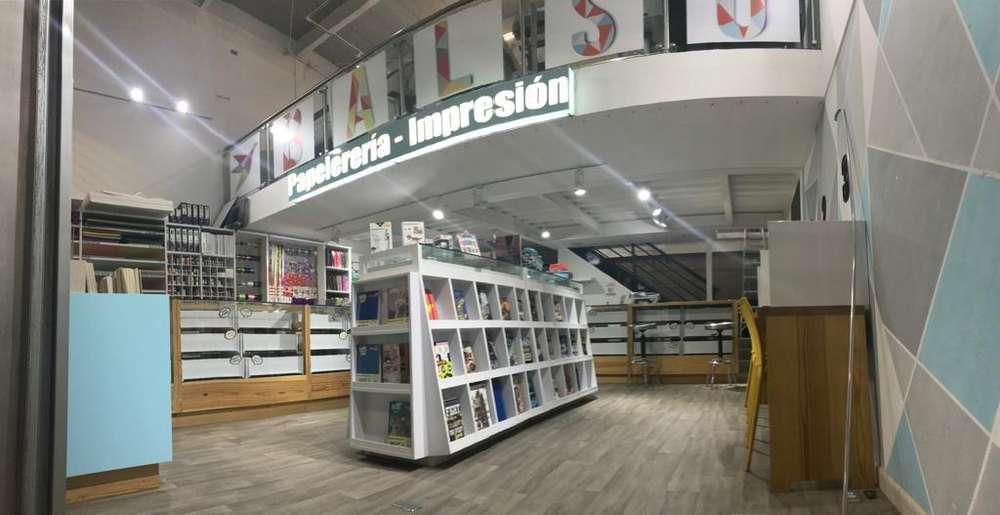 Vendo negocio papeleria centro de impresin