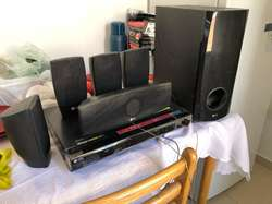 Home Theather 5.1 Lg Ht503