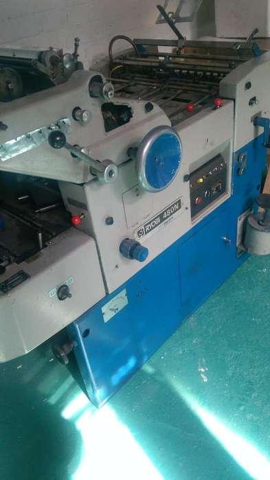 Impresora Ryobi 480n