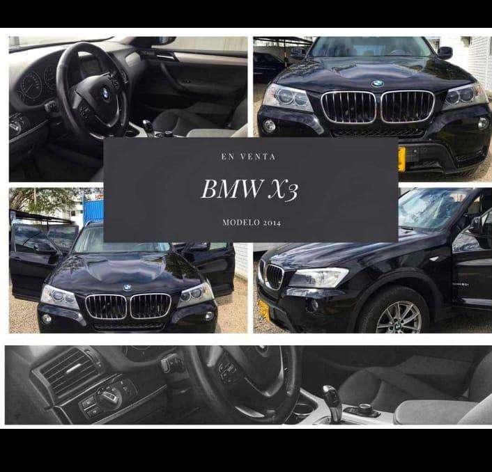 BMW X3 2014 - 0 km