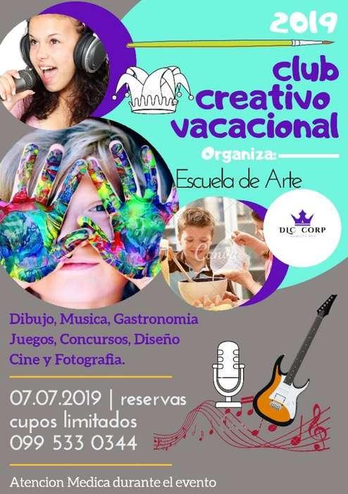 Club Vacacional 2019