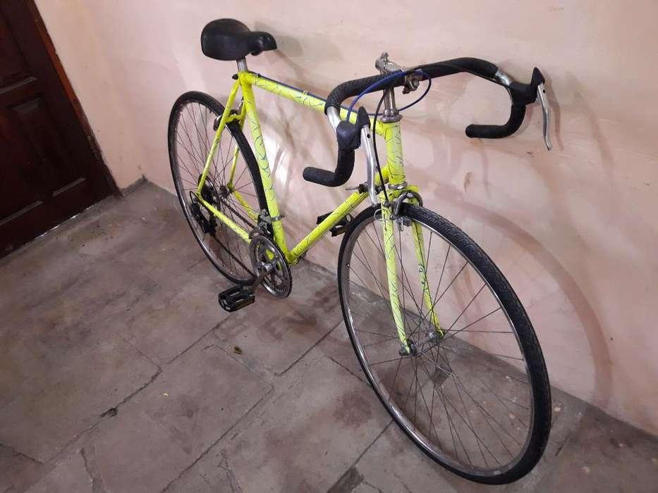 Bicicleta Carrera