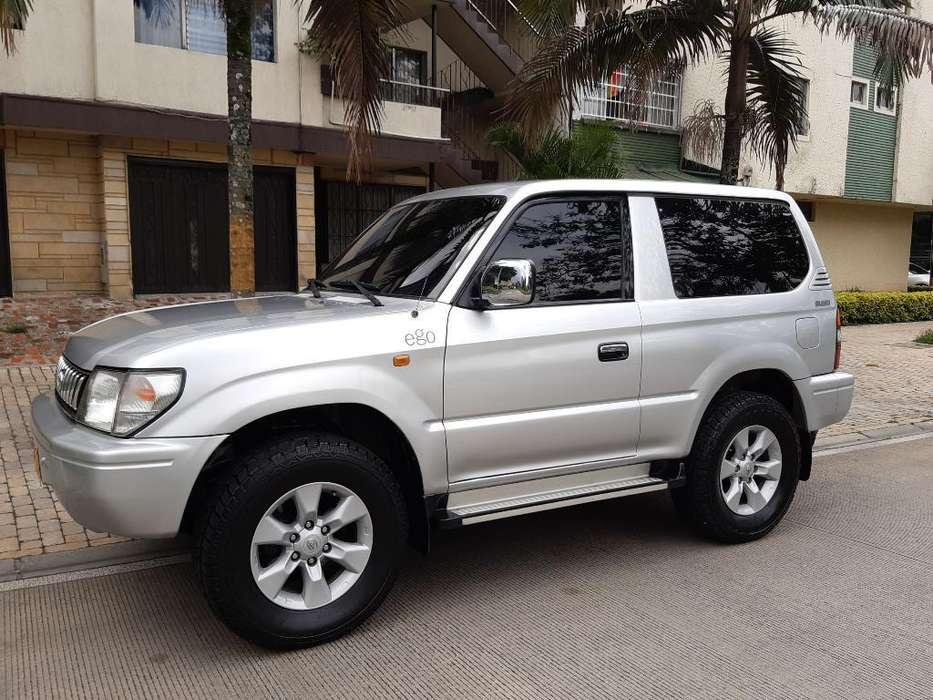 Toyota Prado 2007 - 102000 km