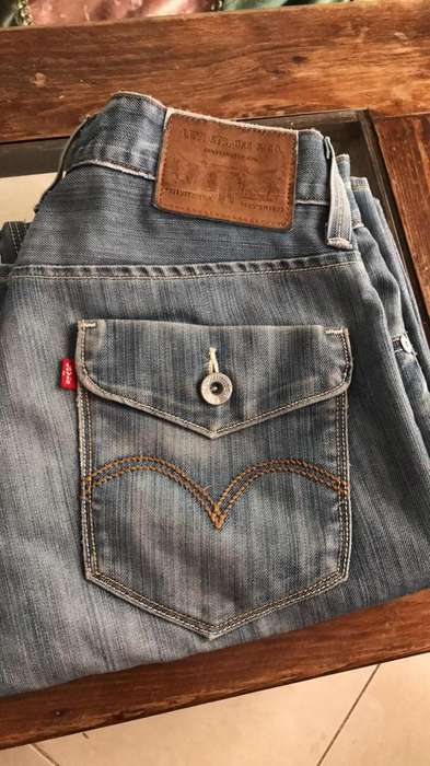 Jeans Levi Original Usado Talla 30