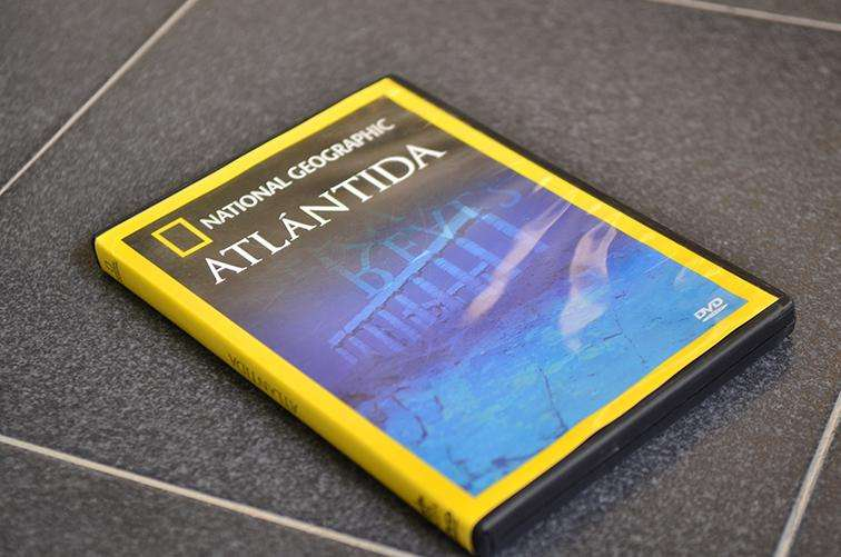Dvd Atlantida Discovery Channel