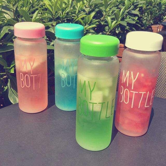 Botella De Agua Forro My Bottle