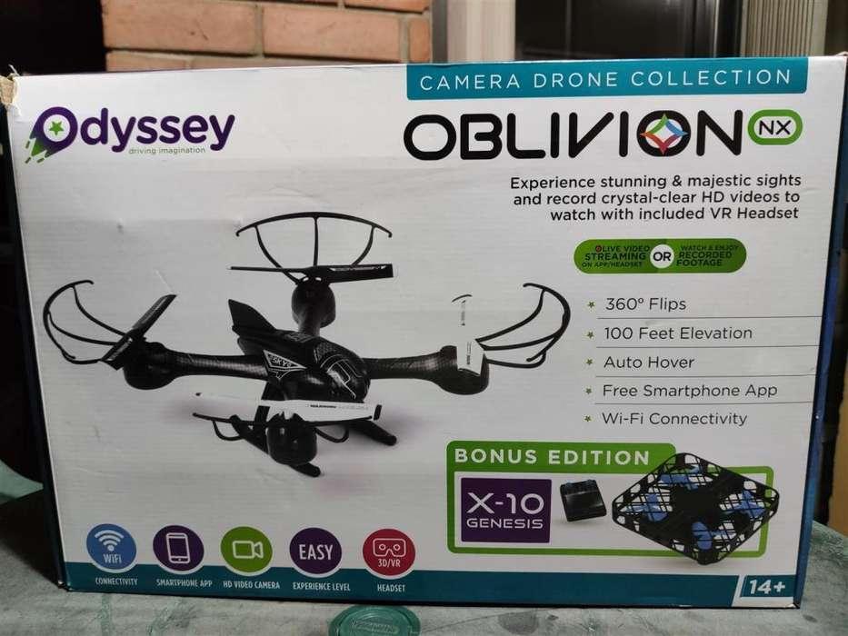 A059 KIT 2 DRONES GRANDE Y PEQUEÑO (MARCA ODYSSEY)