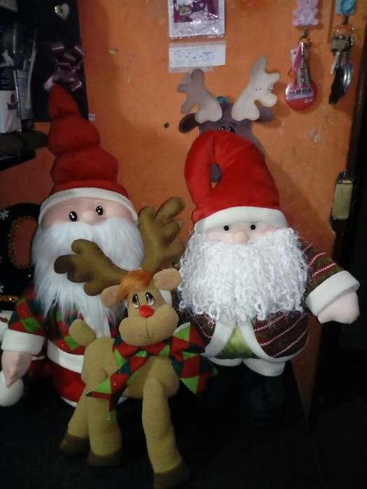Muñecos Navideños a Buen Precio