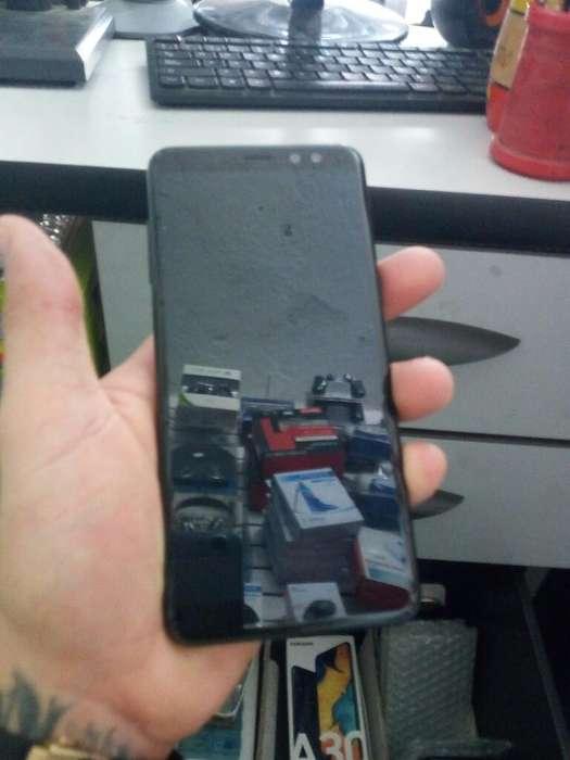 Galaxy A8 Como Nuevo con Factura