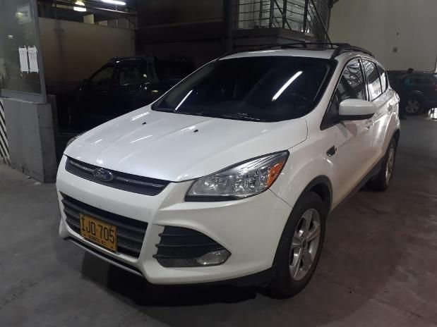 FORD ESCAPE 4X4 AUT 2.0