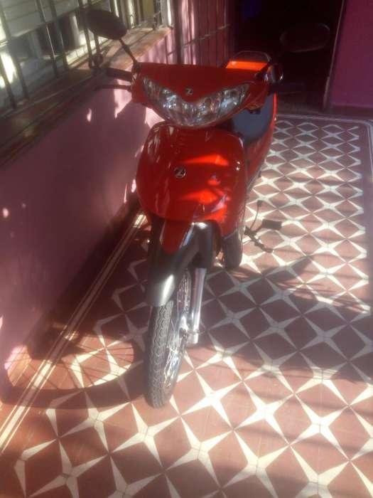 Vendo Moto Zanella Zb 0k Nueva