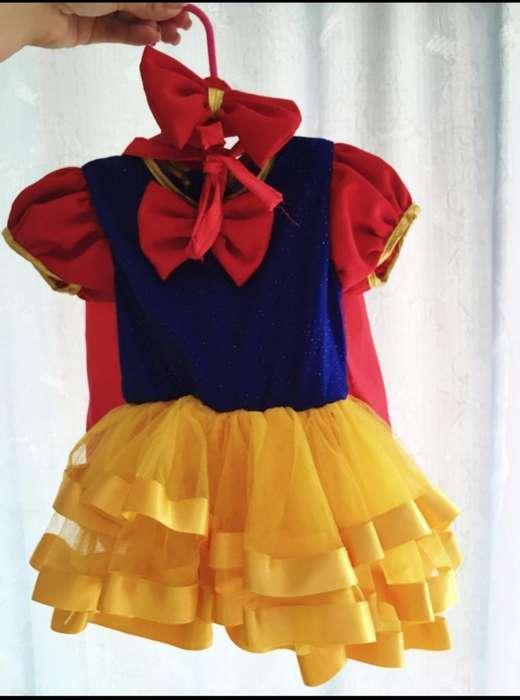 Se Vende Lindo Disfraz de Niña de 1 a 2