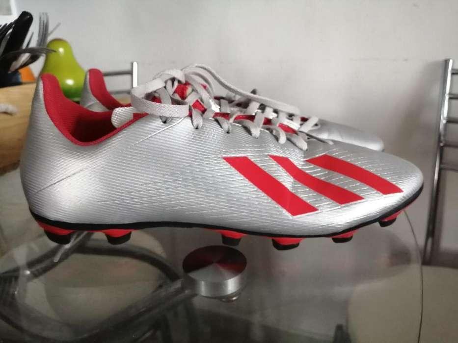 Guayos Adidas X Talla 9 Us