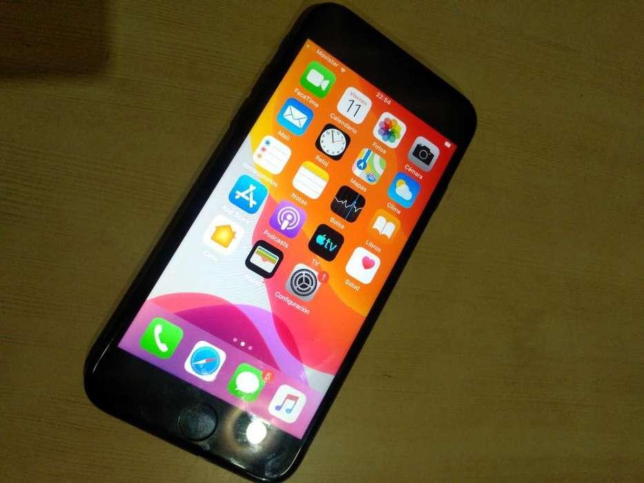 iPhone 7 Libre 128gb con Cargador
