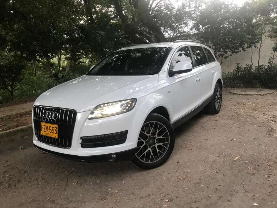 <strong>audi</strong> Q7 2014 - 47000 km