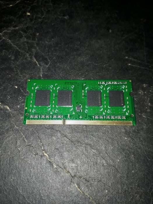 Memoria Ram de 4gb, Ddr3, 1600mhz