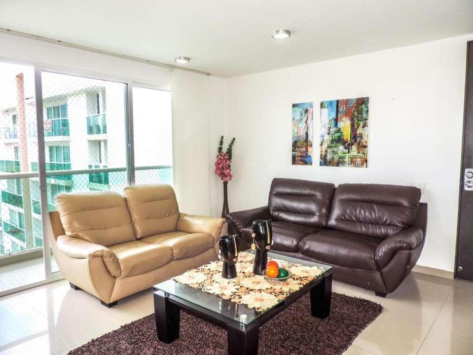 Apartamento Amoblado Cerca del buena vista