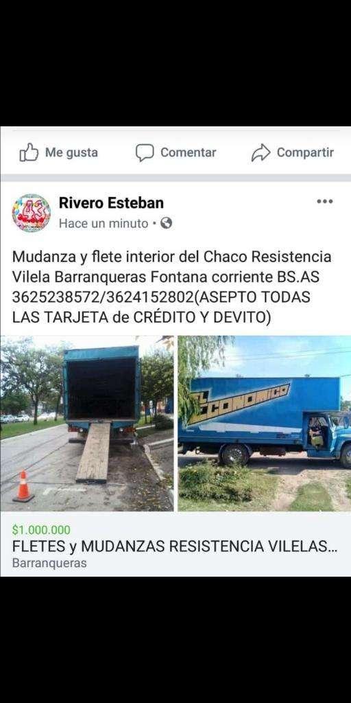 Mudanza Y Fletes