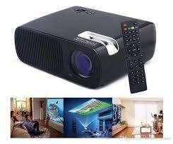 Proyector de vídeo HD, Proyector de cine en casa Ogima BL20