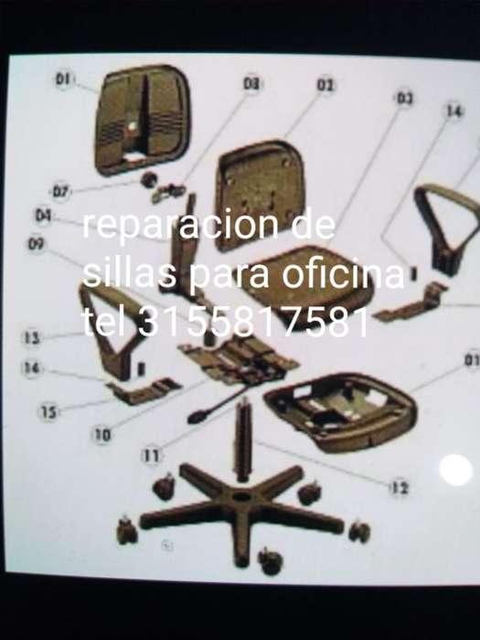 Reparacion de Muebles Oficina
