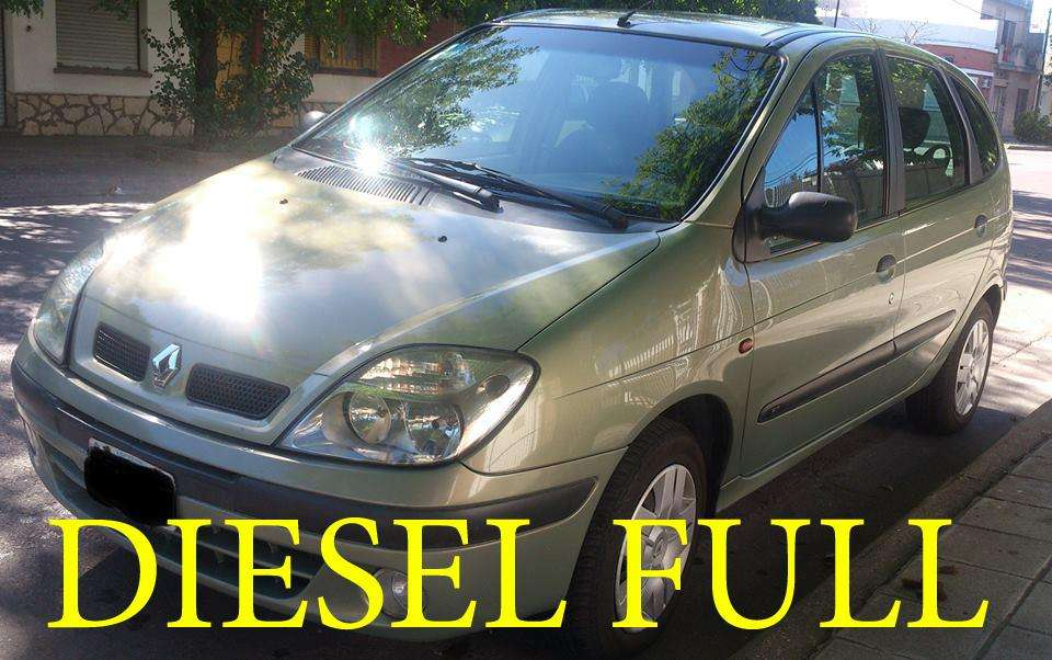Renault Scenic  2003 - 144000 km