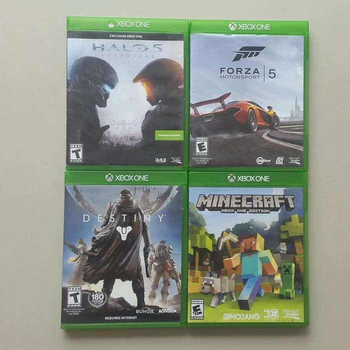 Juegos Xbox One Originales Americanos