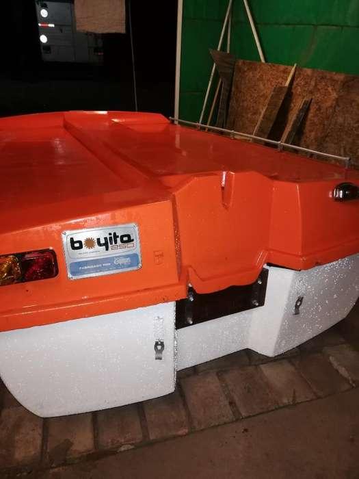 Trailer Boyita 250 con Carpa Es Bote 4 P