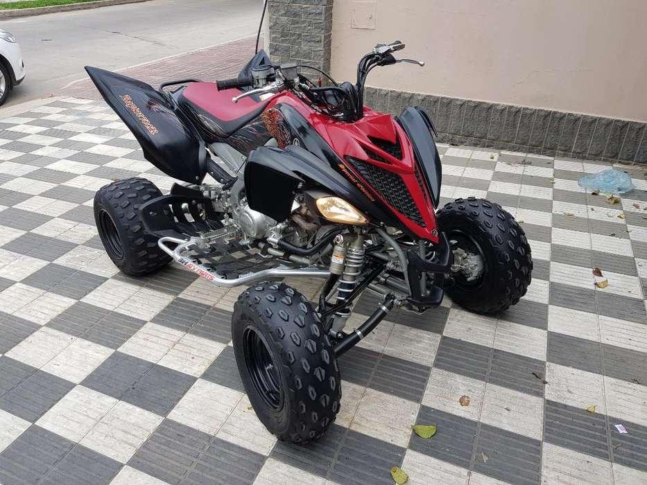 Yamaha Raptor 700r 2013 <strong>unico</strong> -rec Menor